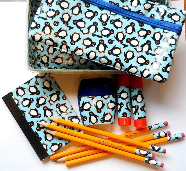Designer Crafts Connection - Back To School Crafts!