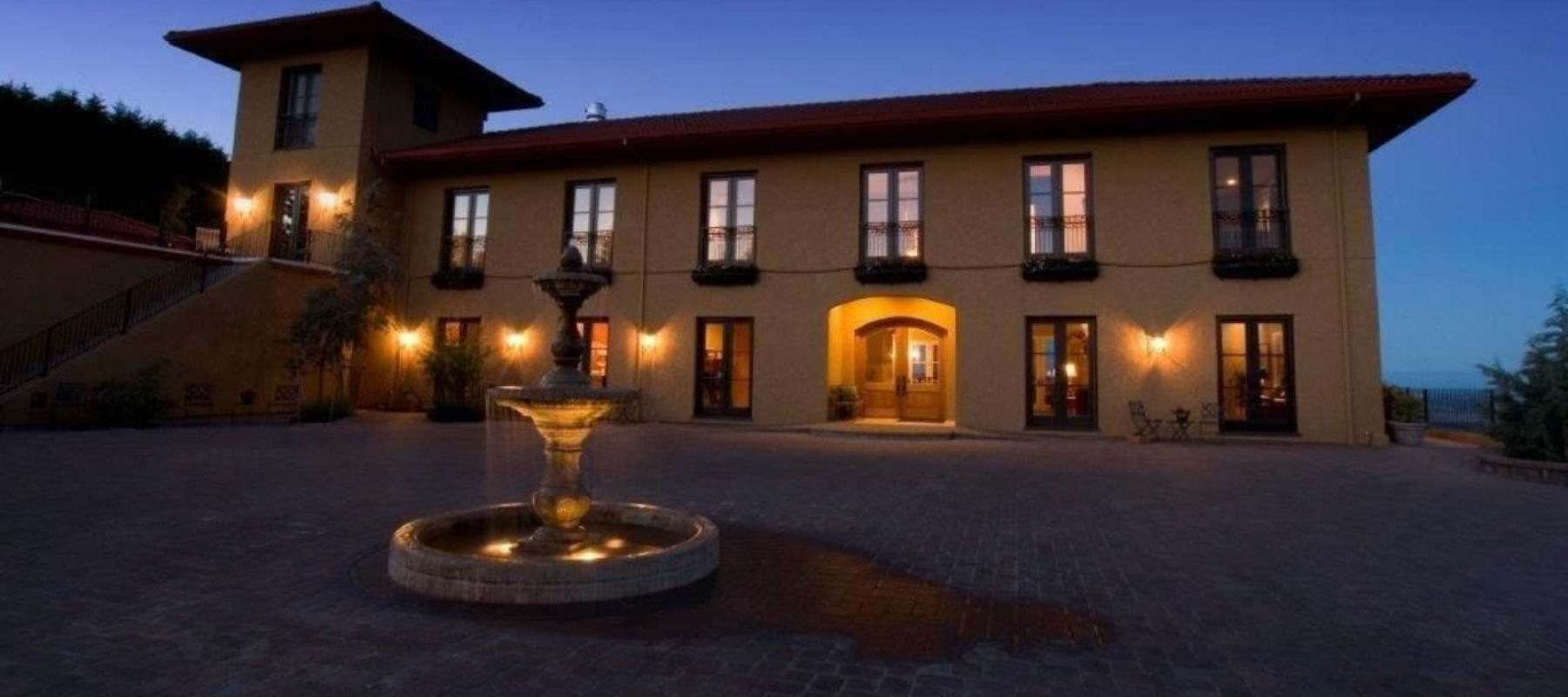 Our wine country lodging offers affordable luxury with