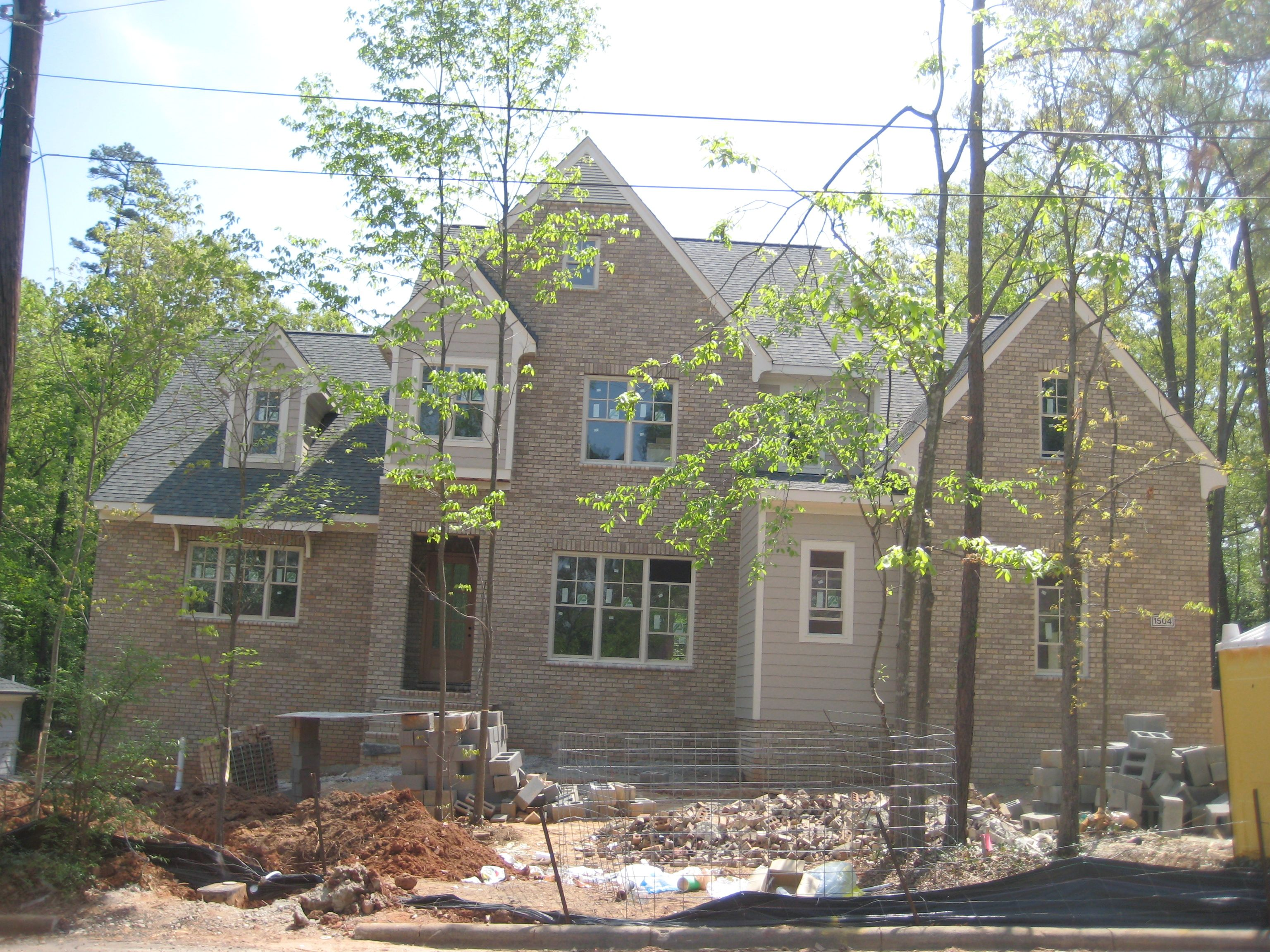High Quality Lot 2 Frazier Home Design 1504 Brooks Avenue Raleigh, N.C.