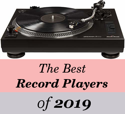 The Best Record Players Under $200 | Best record player