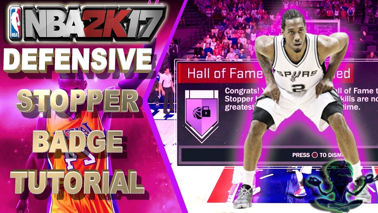 HOW TO GET DEFENSIVE STOPPER BADGE EASY & FAST ALL ARCHETYPE