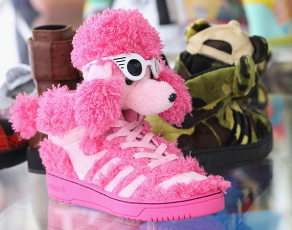 timeless design 4584a 6c00e Adidas Originals by Jeremy Scott JS Poodle   Preview