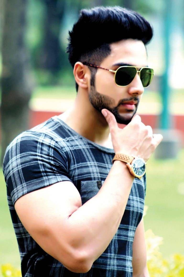 Hairstyle Boy Punjabi Harmanveer Singh Sohal In 2019 Boy