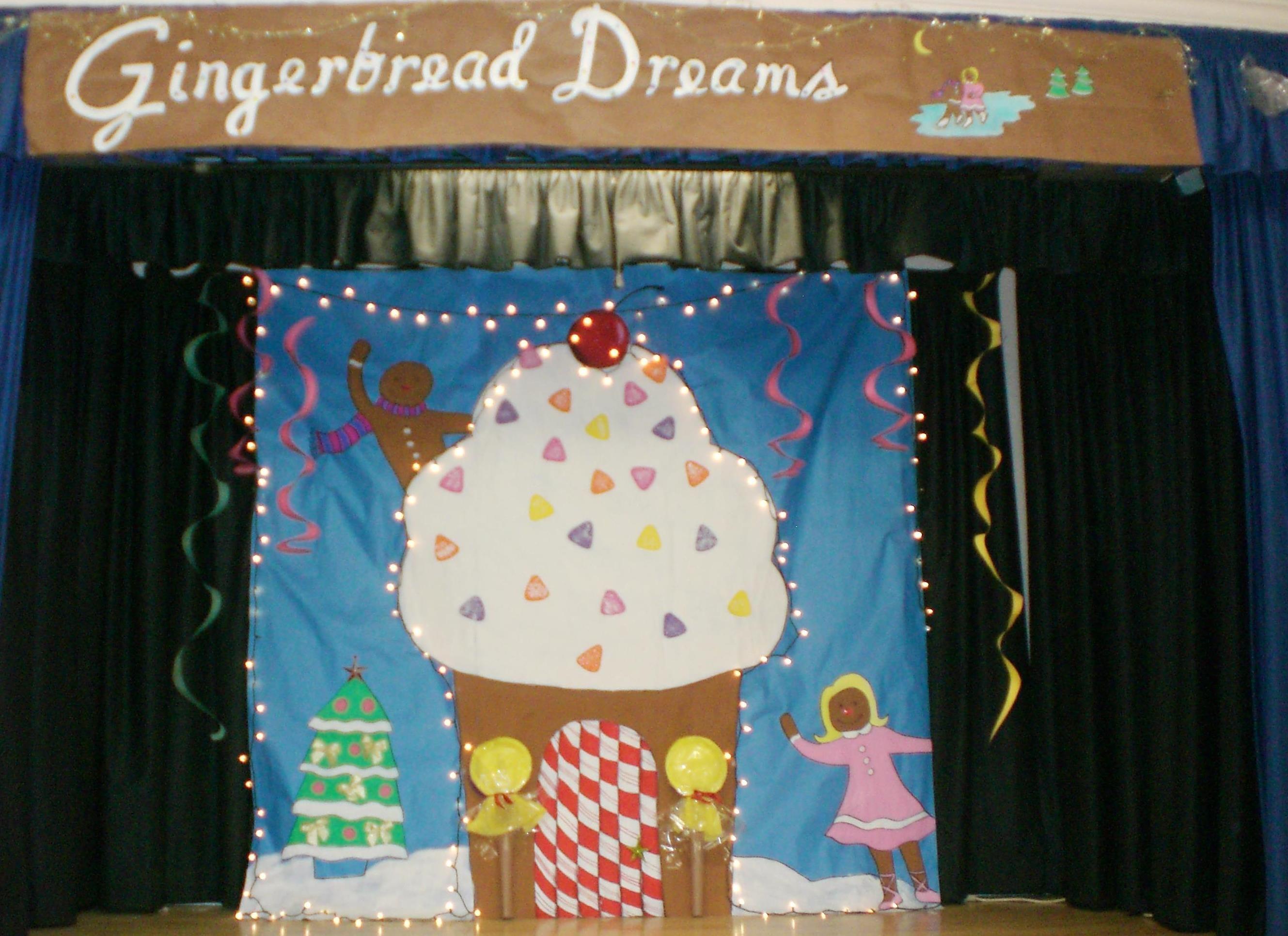 Abc Program Decoration Ideas On Pinterest Christmas
