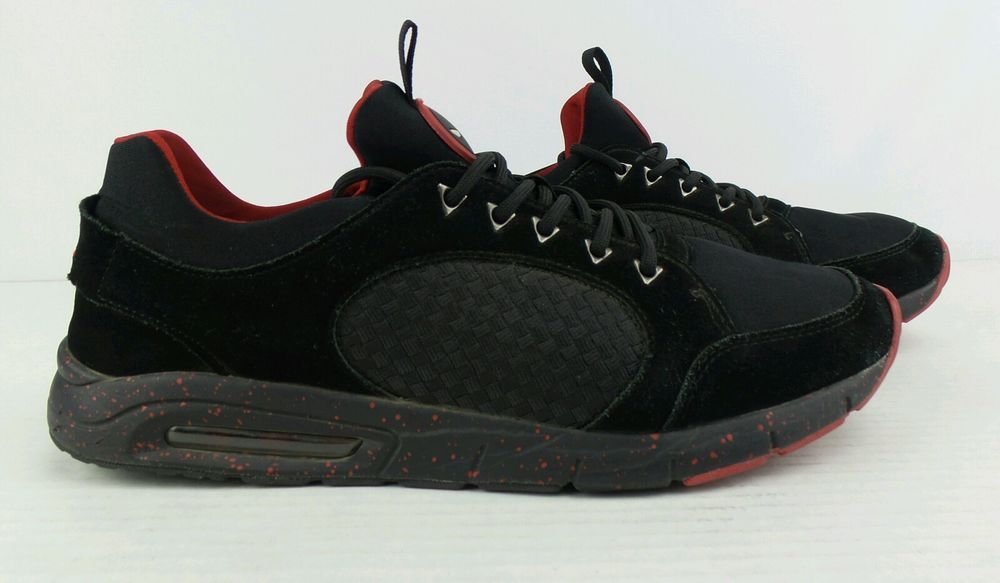 best service 5f05b 5ab4a LA Gear Marvel Deadpool Suede Athletic Sneakers Size Mens 13  fashion   clothing  shoes  accessories  mensshoes  athleticshoes (ebay link)