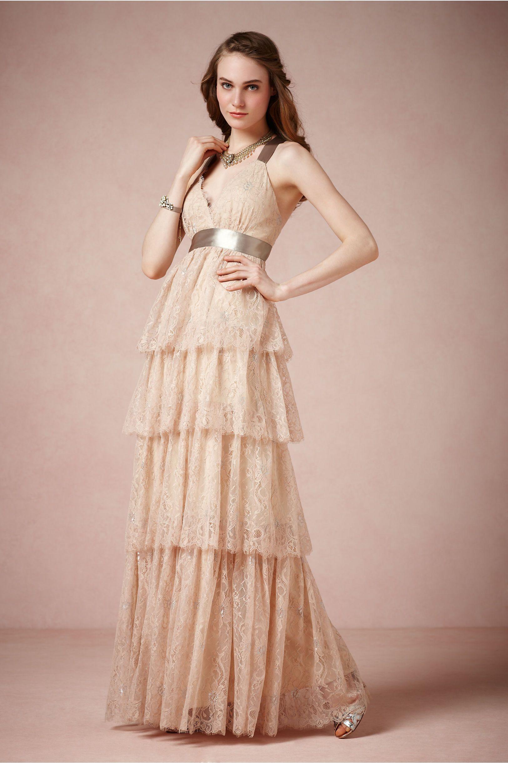 Charline Maxi in Bridal Party & Guests Bridesmaids at BHLDN James ...