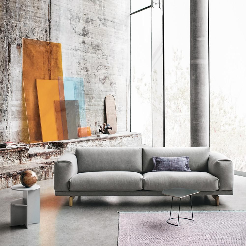 Rest Sofa 2 Seater In 2020 Sofa Side And End Tables Danish Design Store