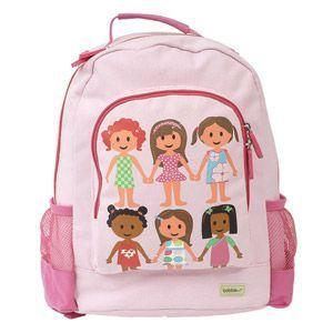 73e243c4ccd Bobble Art - Rush - Large Kids Backpack - Kids Bag - Girls Backpack    Haggus and Stookles