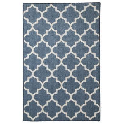 7x10 $160 Threshold™ Fretwork Rug | Living room | Pinterest | Living ...