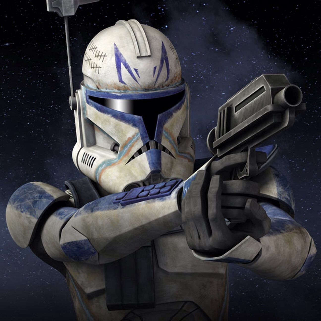 Rex And Cody Are My All Time Favourite Troopers 3 3 3 Star Wars The Old Star Wars Clone Wars Star Wars Fans