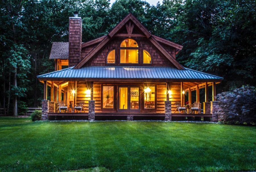 Deep Gap Lodge Small Cottage House Plans Small Cottage Homes Cottage House Plans