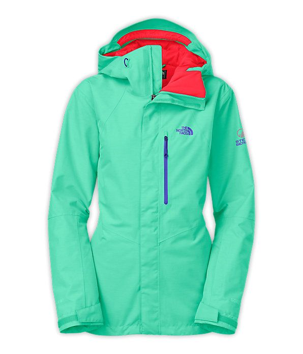 north face women's insulated jackets