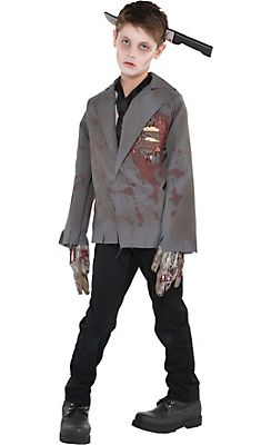 Halloween Outfits For Kids.Boys Zombie Costume Halloween Boy Zombie Costume Zombie