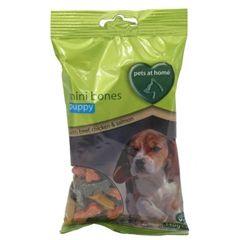 Pets At Home Puppy Mini Bones Treats 850gm By Pets At Home Puppy Mini Bones Treats By Pets At Home Is A Delicious Mix Of Tasty Bone T Puppies Animal House
