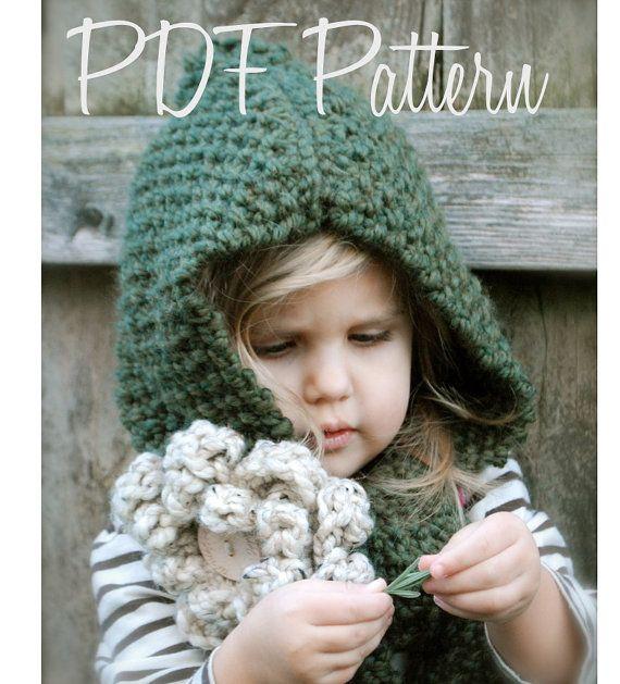 Tejer PATTERN-The Harper campana niño niño por Thevelvetacorn   Todo ...