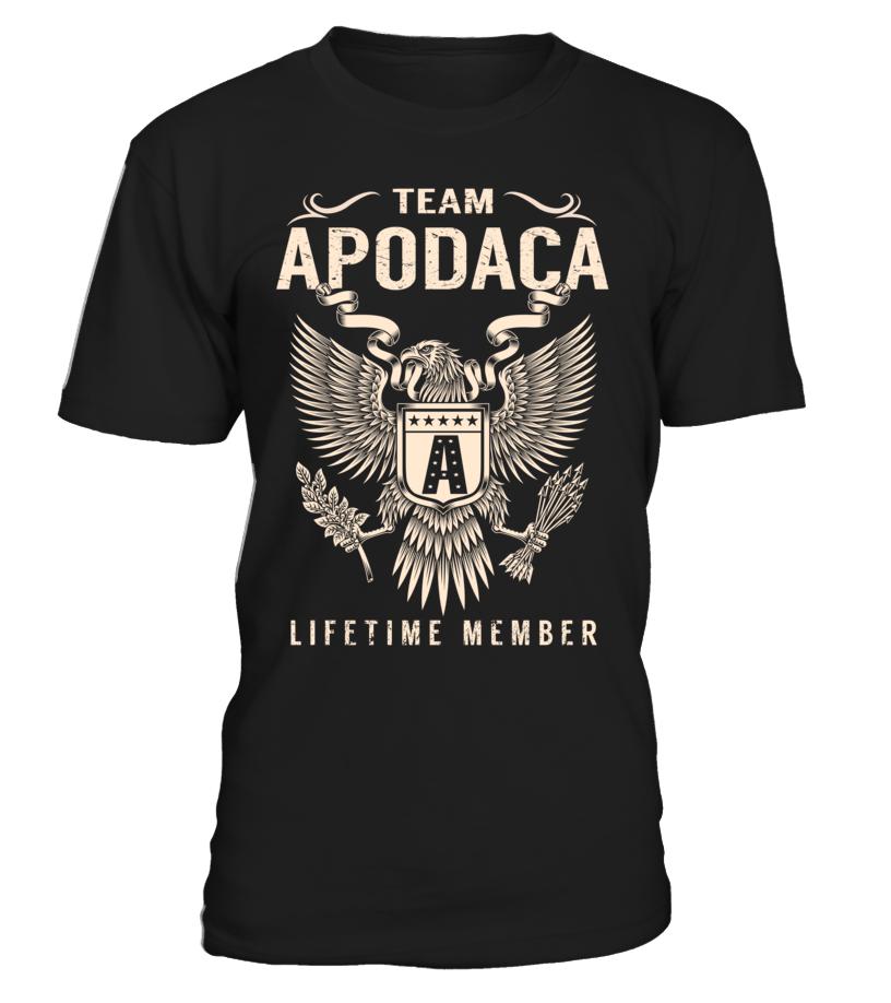 Team APODACA Lifetime Member