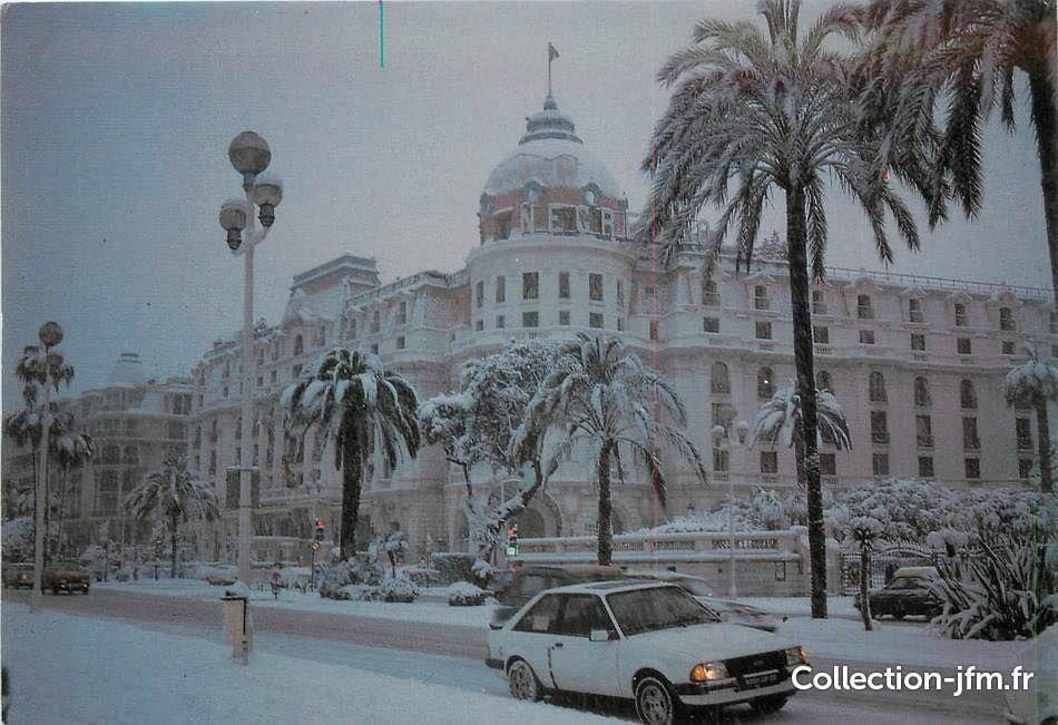 Hotel NEGRESCO Nice 1985