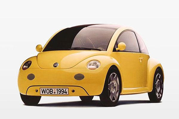20 Great Concept Cars That Became Reality In 2020 New Beetle Concept Cars Volkswagen