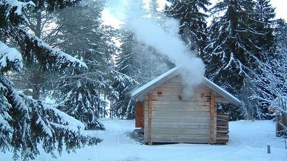Christmas Sauna Traces Ancient Roots  Warming up the sauna on Christmas Eve is a tradition in many Finnish households. Finns bathed in saunas long before the arrival of Christianity, but the sauna also carries many Christmas traditions.