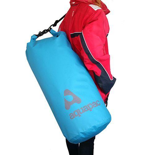TrailProof Drybag 70L w/ Shoulder Strap, Blue
