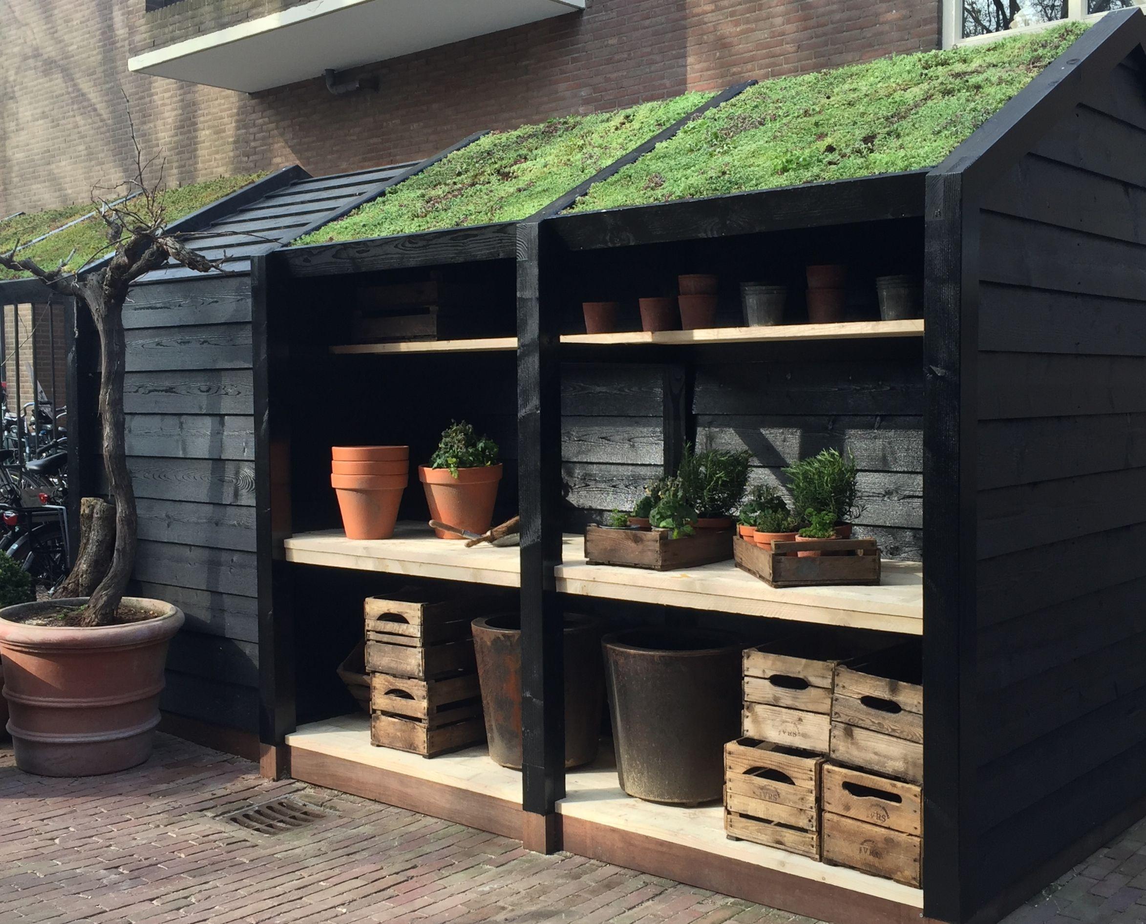 Buiten werkbank  werktafel  opbergkast STUDIO BUITEN, Ontwerp en realisatie  www studio buiten nl