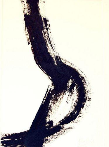 Calligraphy. Toko Shinoda.