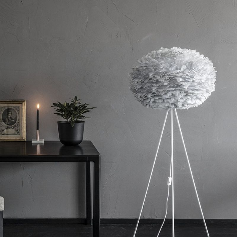 Authentic feather vita eos pendant shade beautiful in any room in authentic feather vita eos pendant shade beautiful in any room in your home https aloadofball Images