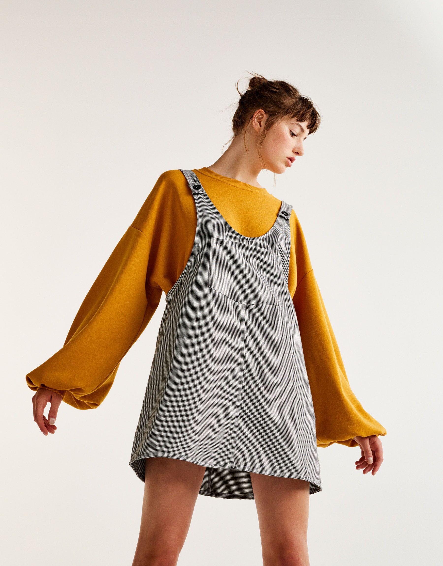 Extreem Overgooier met zak voorpand - Tuinbroeken en Jumpsuits - Kleding  @WI81