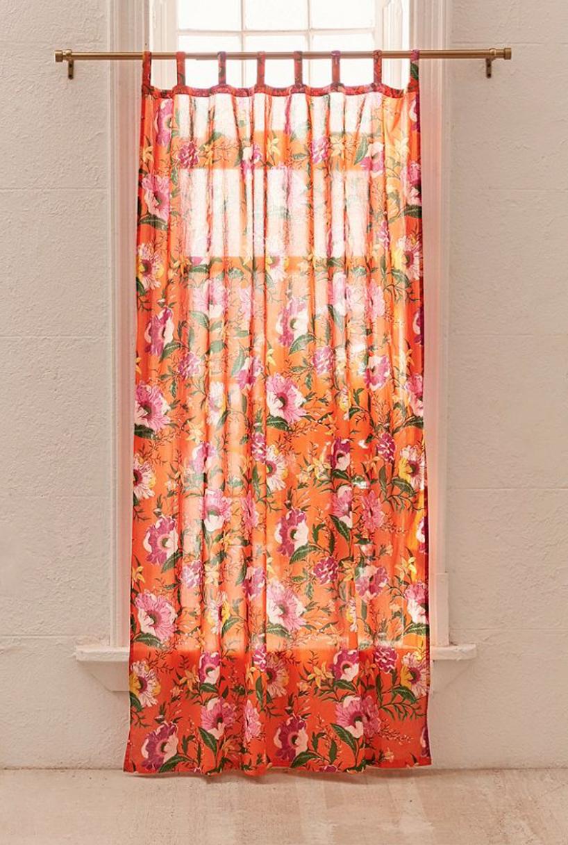 Poppy window curtain in house pinterest window curtains