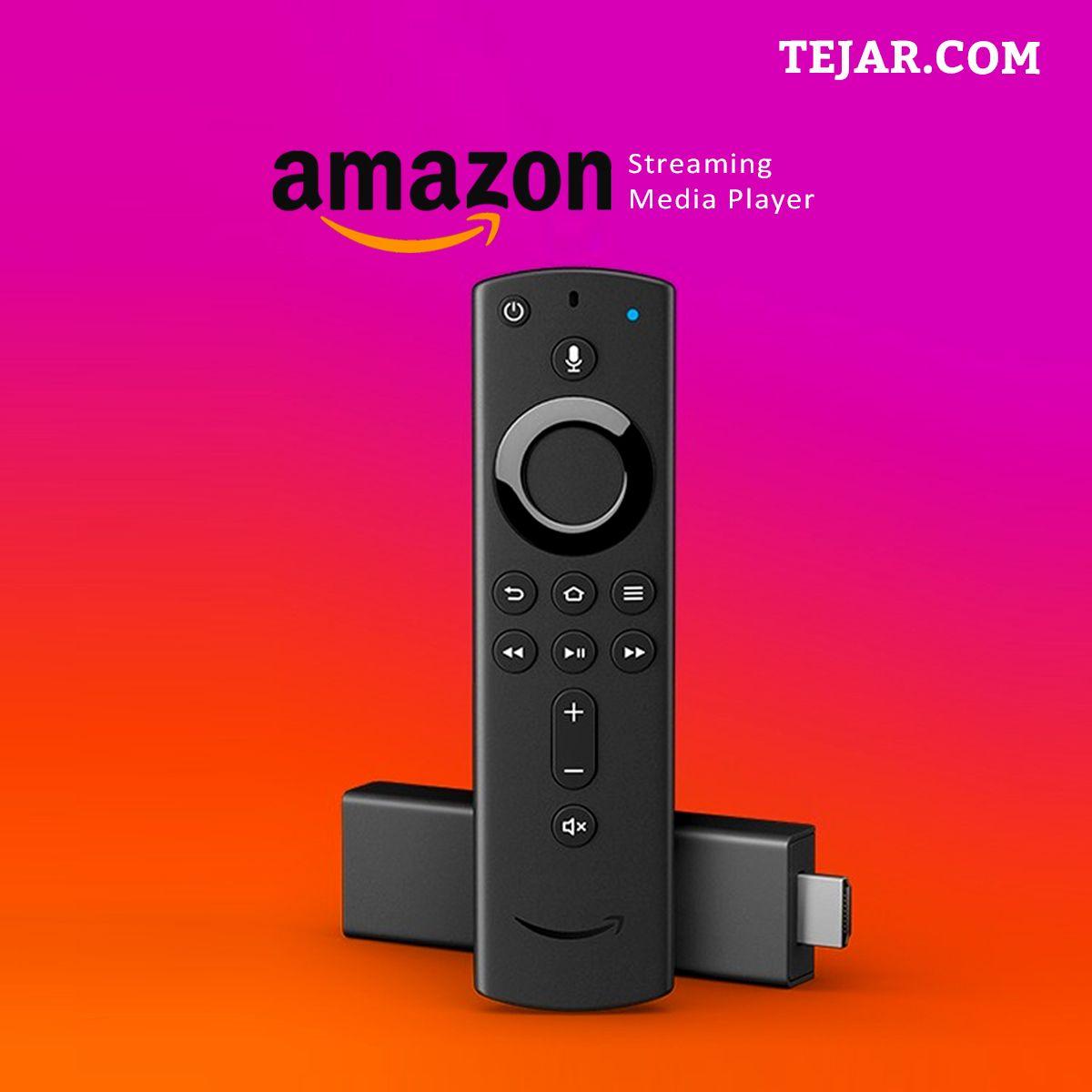Amazon Fire TV Stick with AllNew Alexa Voice Remote