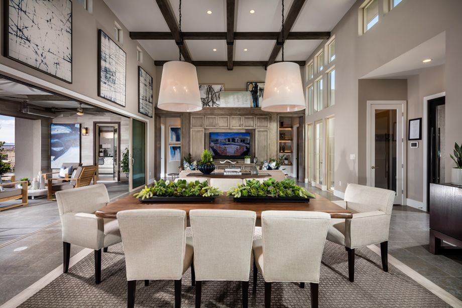 Delightful Regency At Summerlin   Pinnacle Collection Is An Outstanding New Home  Community In Las Vegas, · Toll BrothersGreat ...