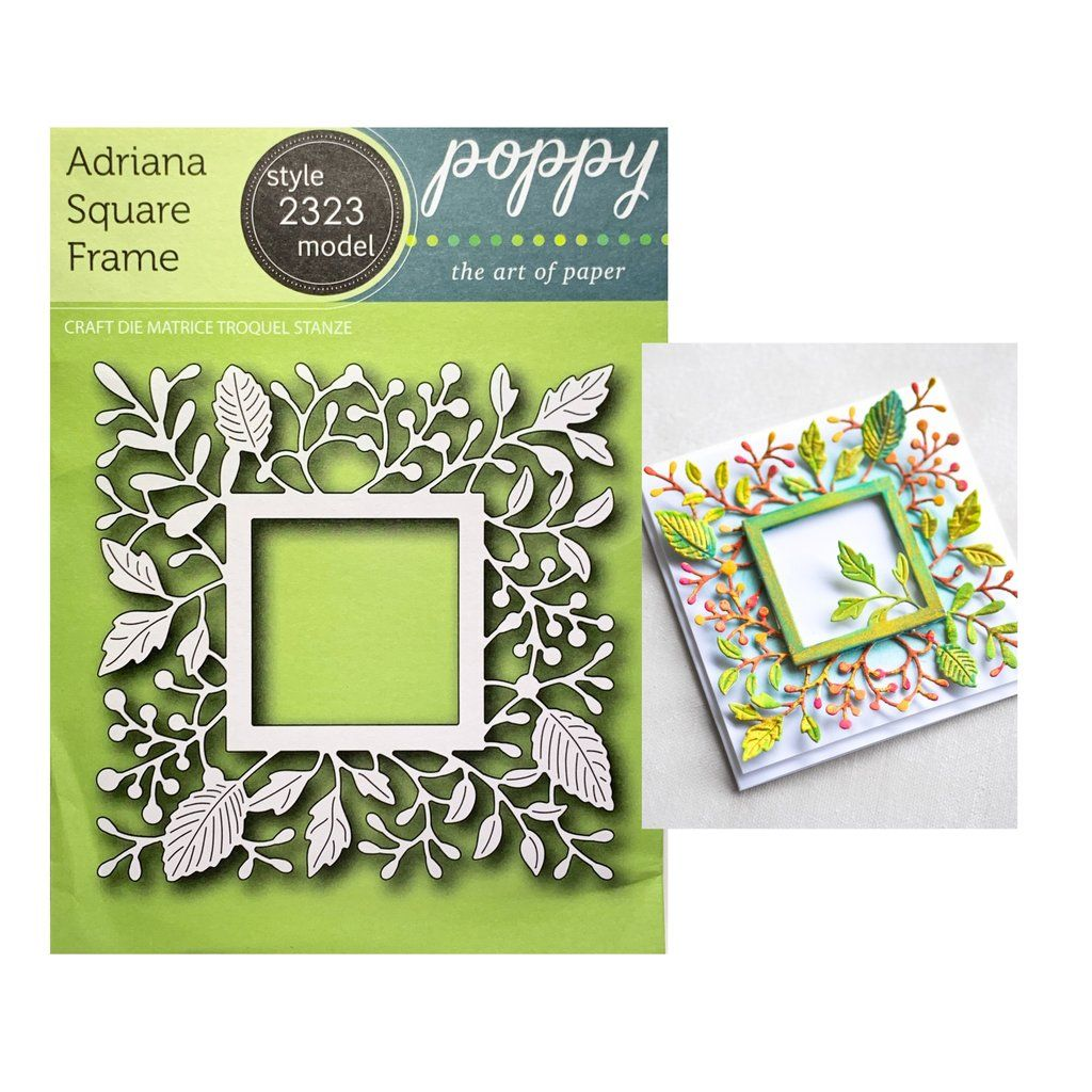 Green Leaf Variety Diecuts for Cardmaking,Scrapbooking,Cards,Other Paper Crafts