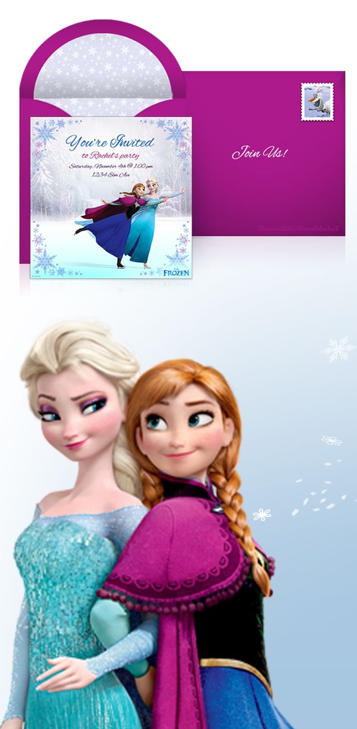 introduces The Disney Online Invitation Collection Themed birthday