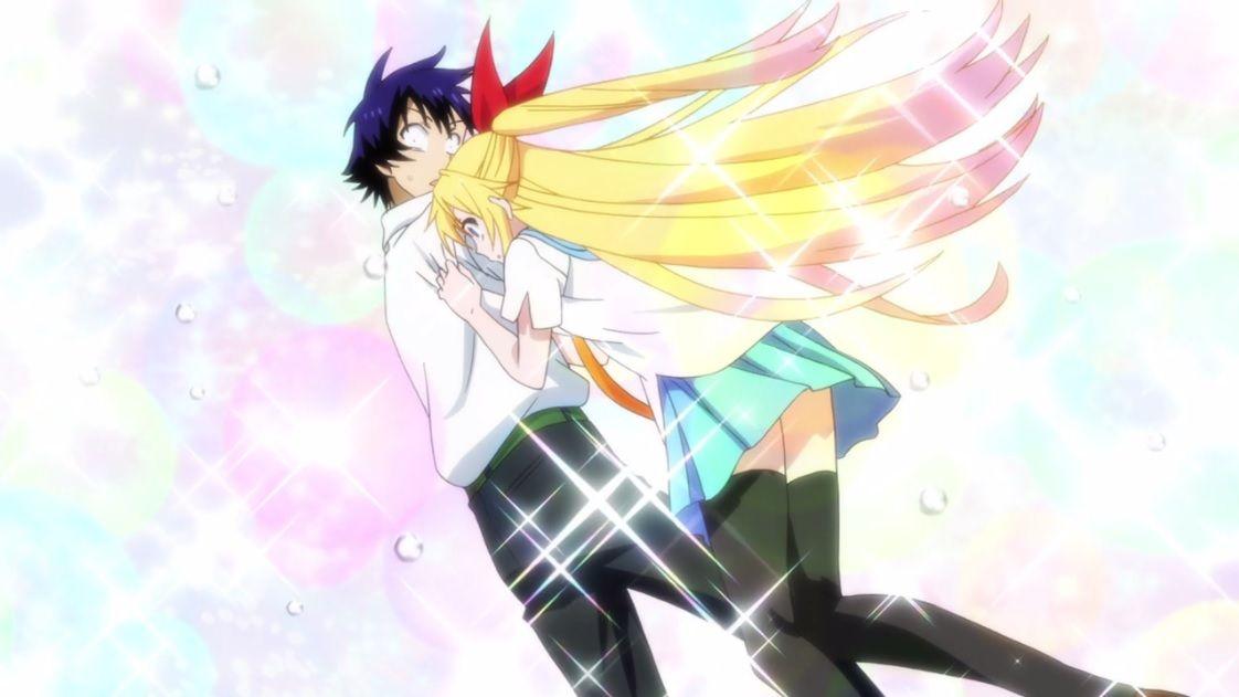 Nisekoi - Chitoge X Raku  Winter 2014 Anime  Nisekoi