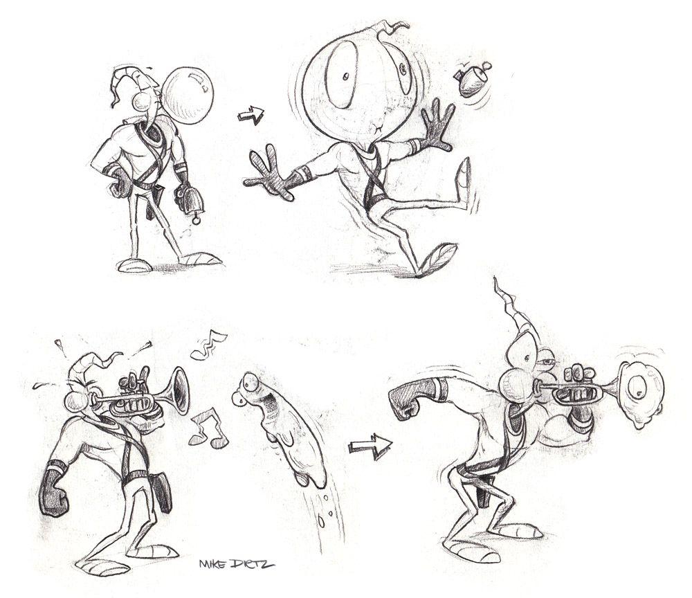 original earthworm jim concept art concept art and originals