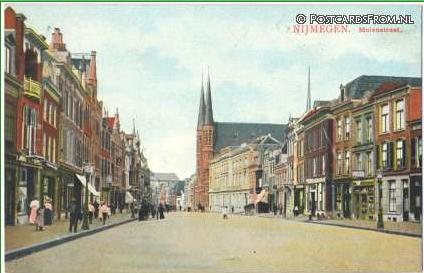 1911 Nijmegen - Molenstraat