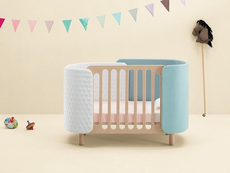 Plywood Cot Softly Softly Collection By Dotandcross