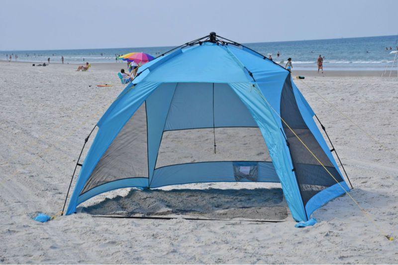 Tenda da spiaggia posti