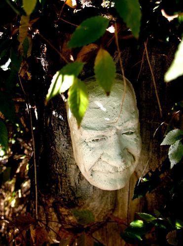 Garden Faces - Peter