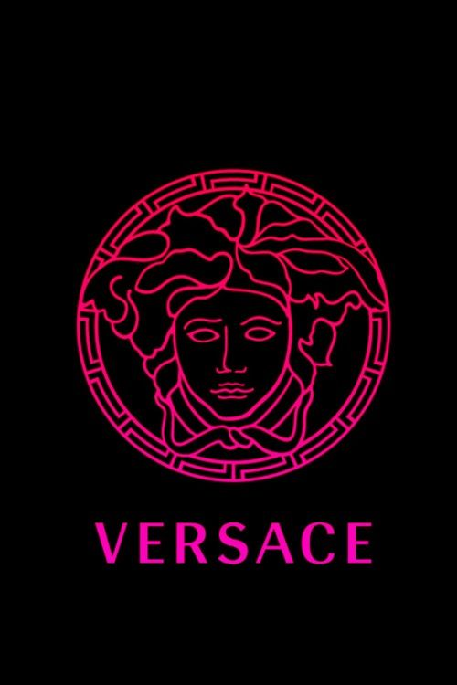 Versace and pink image Versace Pinterest Pink images