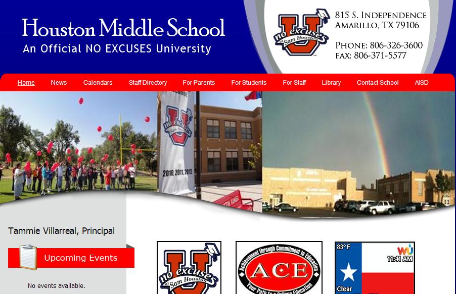 Houses For Sale Near (Sam) Houston Middle School, Amari  http://thepamelamadoregroup.com 806-340-7630