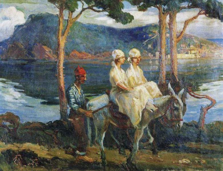 İbrahim 199 Allı T 252 Rk Ressamlar Pinterest Sanat