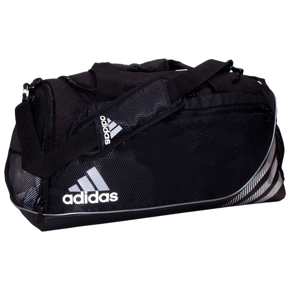 1075a71fb3 Duffel bag sports Gym side Pocket Adidas Waterproof Black Travel Fitness  Duffle  adidas  DuffleGymBag