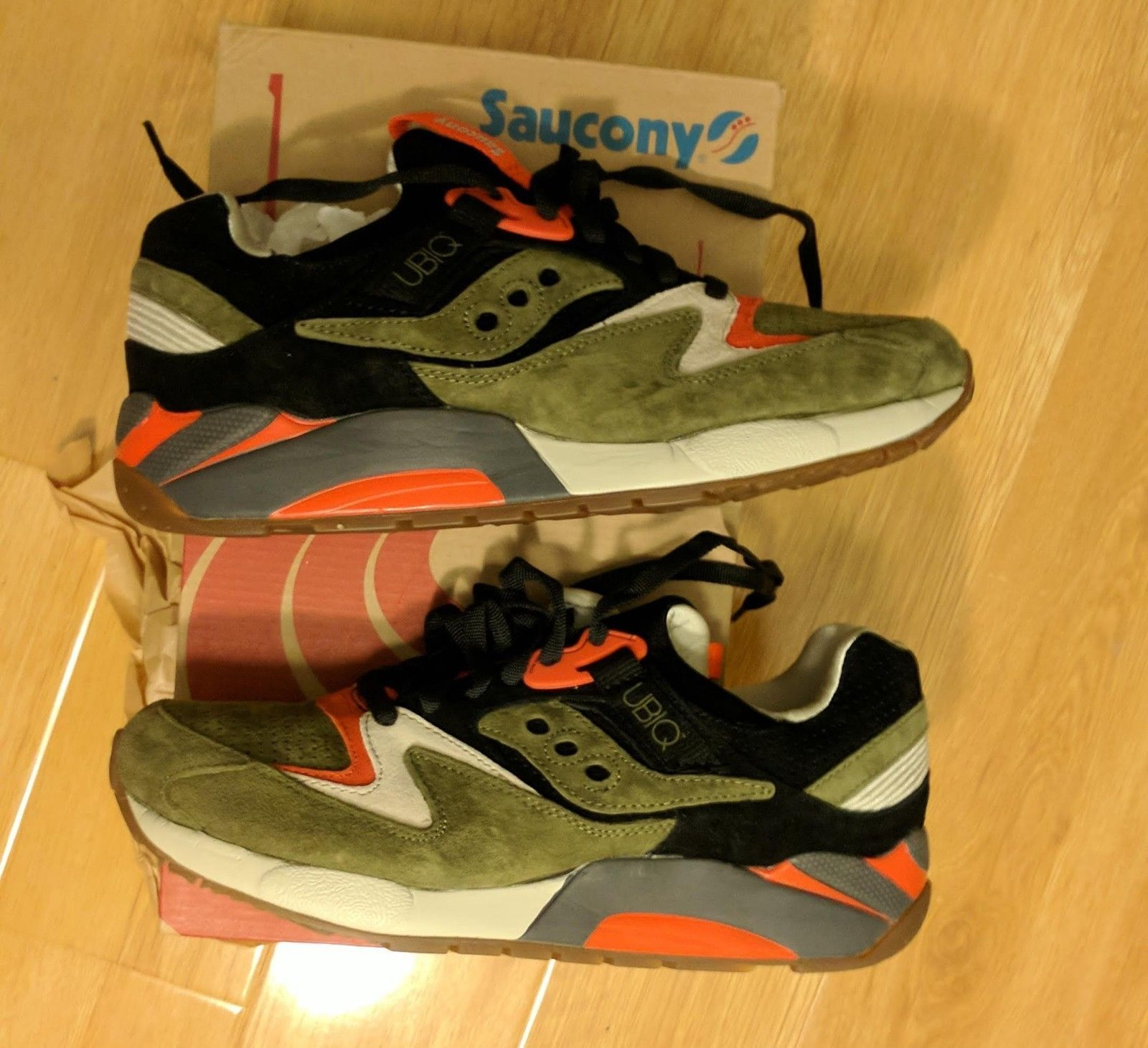 24 Kilates x Saucony Grid SD