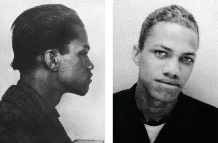 Best Malcolm X Detroit Red Hair Color Info Background To His Conk Hairstyle Malcolm X Red Hair Straight Black Hair