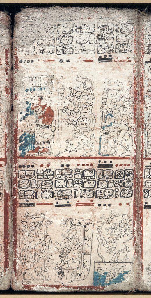 El Códice Dresde — Visor — Biblioteca Digital Mundial