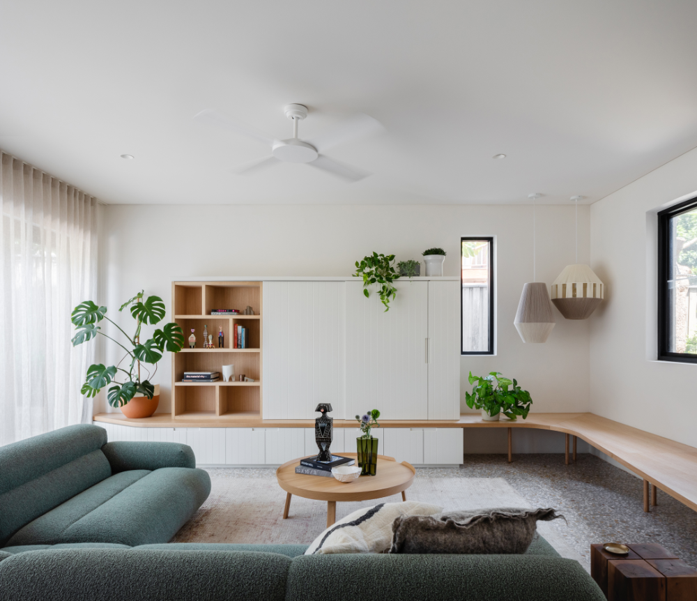 Pompei Carter Williamson Architects Award Winning Sydney Architect In 2020 Sydney House Home Victorian Homes