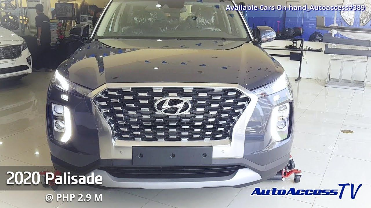 2020 Hyundai Palisade 2 9 M Available Cars On Hand Autoaccess 389 Hyundai Palisades West Avenue