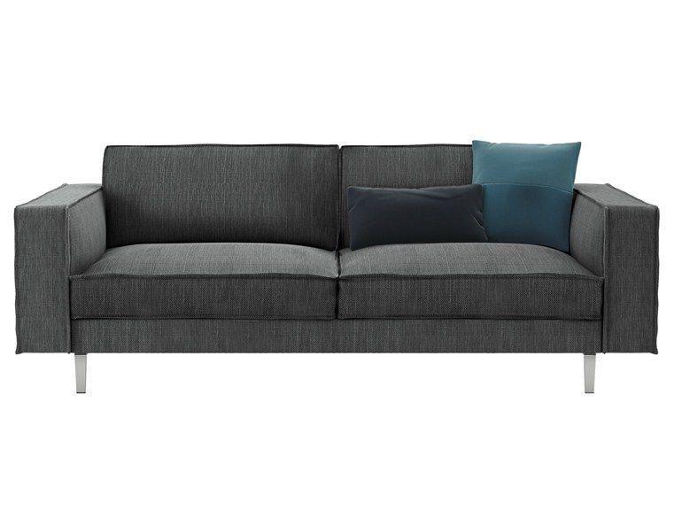 divano componibile in tessuto square collezione divani by calligaris design bernhardt