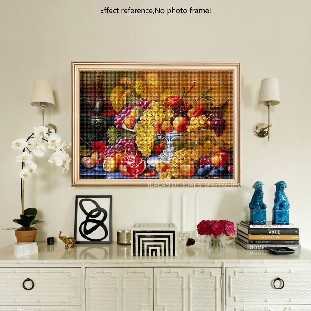 Kitchen Wall Painting Designs: Kitchen Wall Decor Diamond Painting. Consistently I Try To